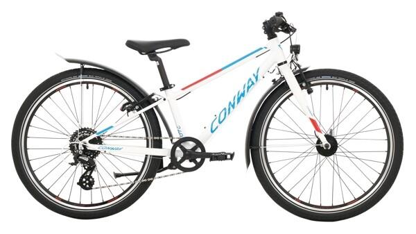 CONWAY - MC 240 Rigid white / blue