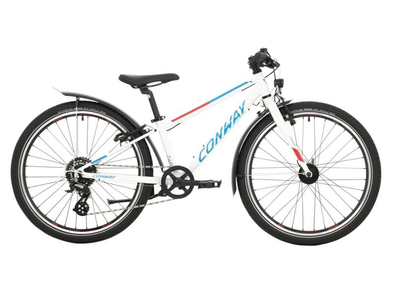 Conway MC 240 Rigid white / blue