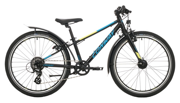 CONWAY - MC 240 Rigid black / blue