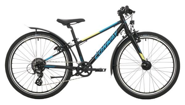 CONWAY - MC 240 Rigid black / blue