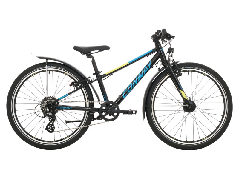 Conway MC 240 Rigid black / blue