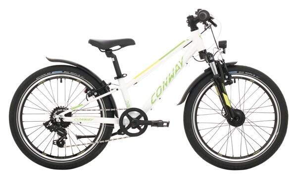 CONWAY - MC 200 Suspension white / green