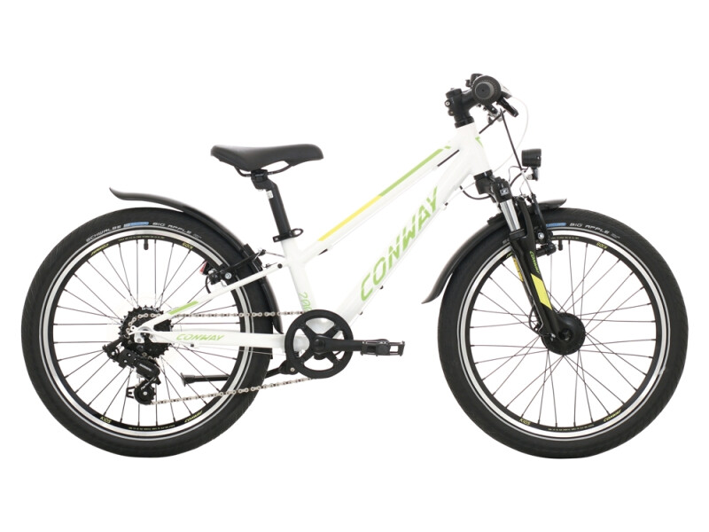 Conway MC 200 Suspension white / green