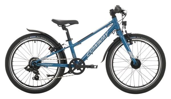 CONWAY - MC 200 Rigid blue / grey