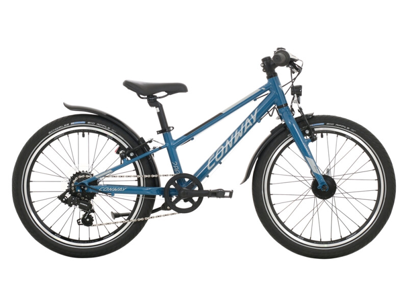 Conway MC 200 Rigid blue / grey