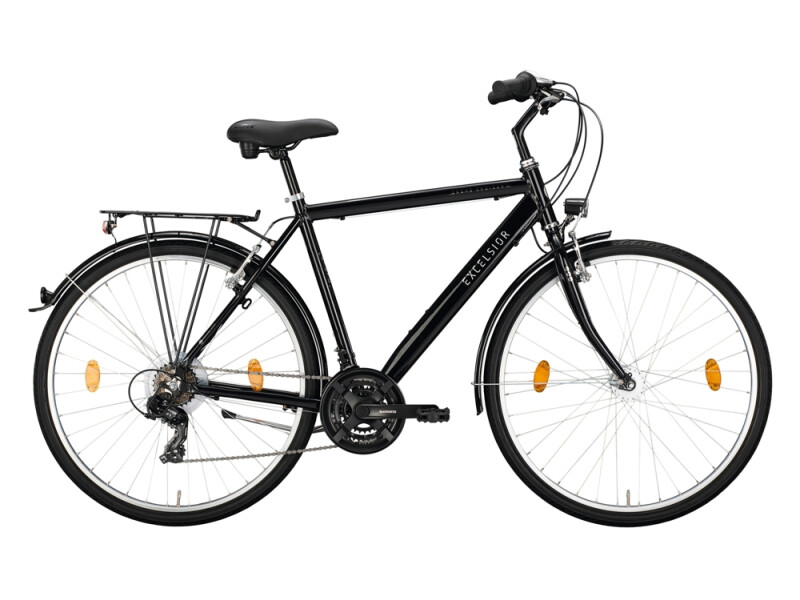 Excelsior Road Cruiser 21 Alu ND schwarz