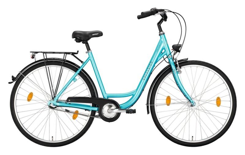 Excelsior Road Cruiser Alu ND blau Citybike