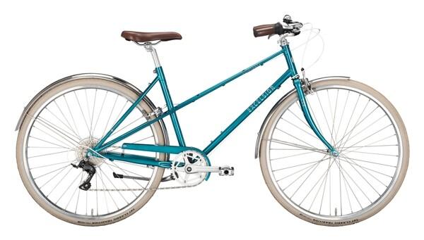 EXCELSIOR - Vintage D blau