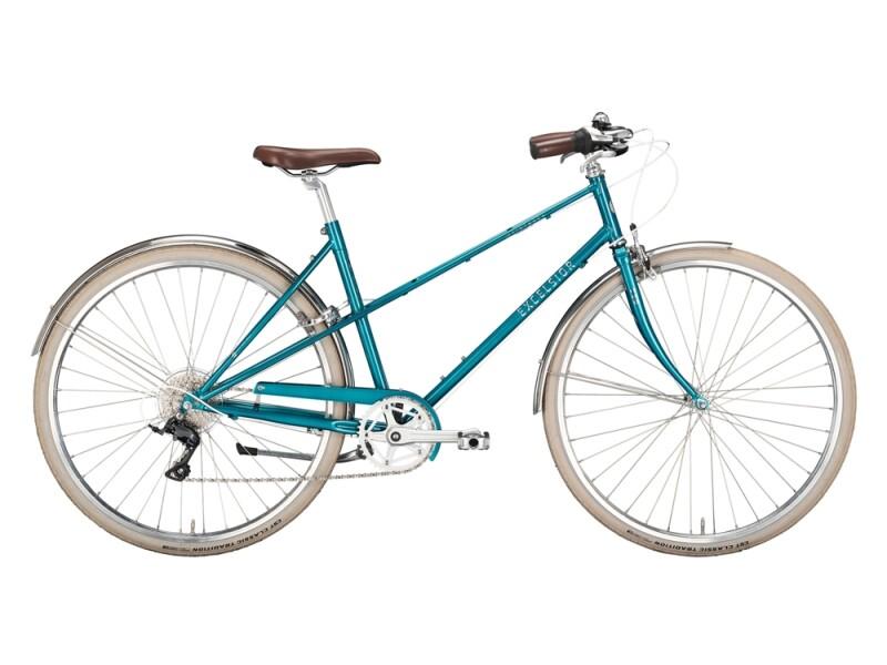 Excelsior Vintage D blau