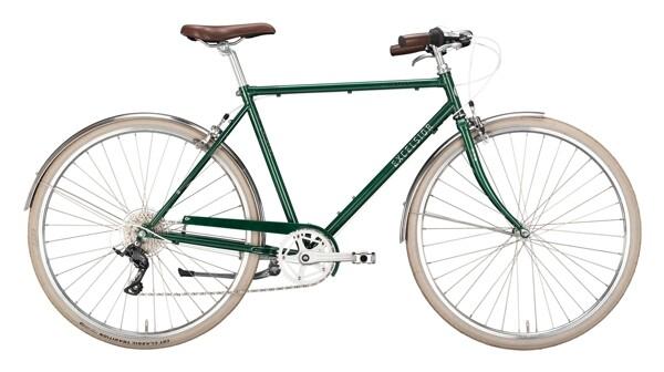 EXCELSIOR - Vintage D grün