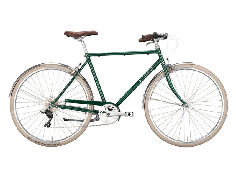 Excelsior Vintage D grün