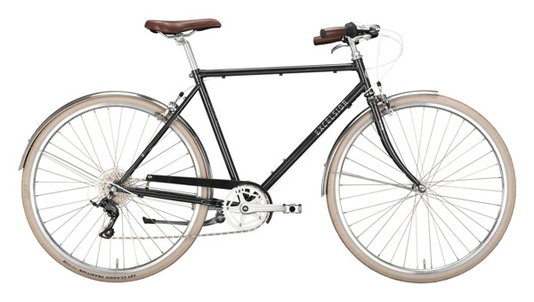 EXCELSIOR - Vintage D grau