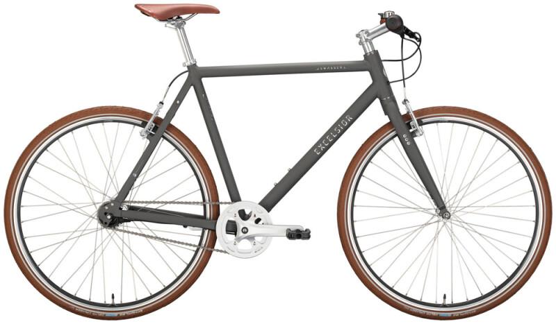 Excelsior Swagger grau Urban-Bike