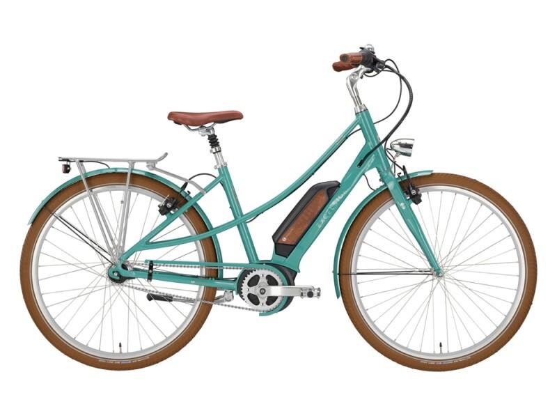 Excelsior Vintage E grün