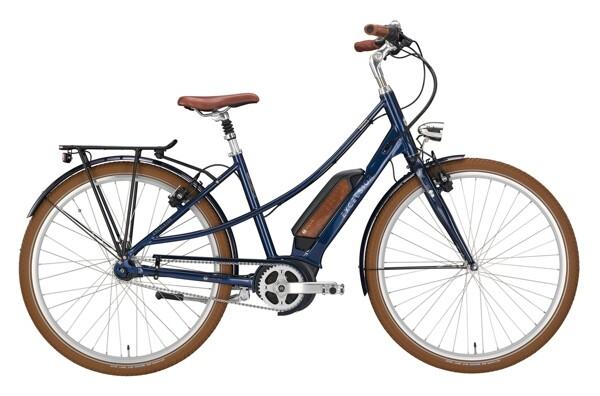 EXCELSIOR - Vintage E blau