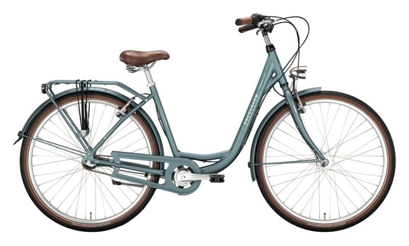 Excelsior Swan-Urban blau Citybike