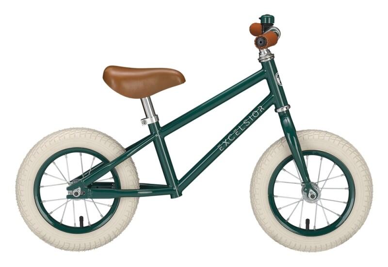 Excelsior Retro Runner grün Kinder / Jugend