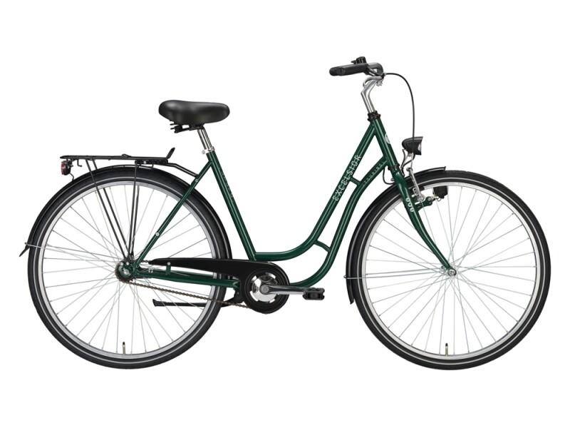 Excelsior Touring grün
