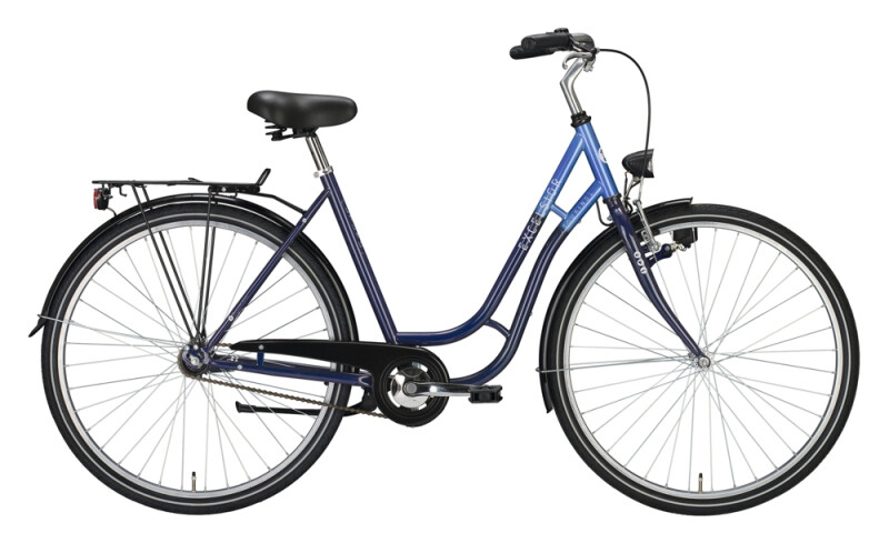 Excelsior Touring blau Citybike