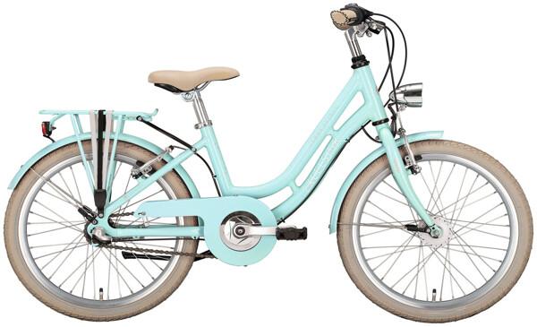 EXCELSIOR - Swan-Retro Alu Youth grün