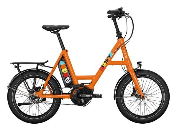 I:SY - DrivE E5 ZR orange