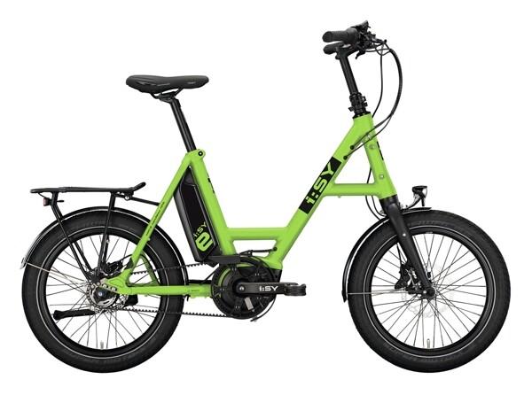 I:SY - DrivE E5 ZR grün
