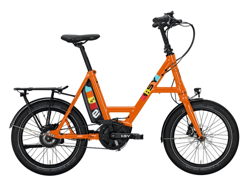i:SY DrivE N3.8 ZR orange