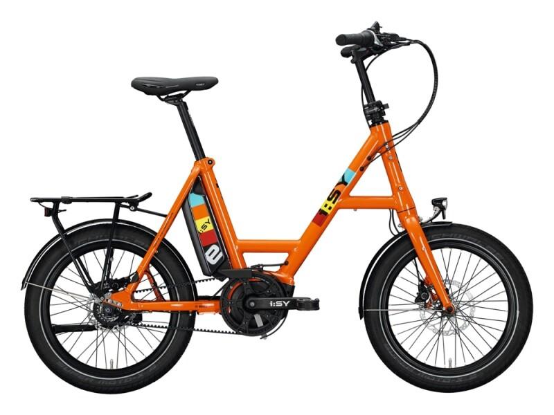i:SY DrivE S8 ZR RT orange