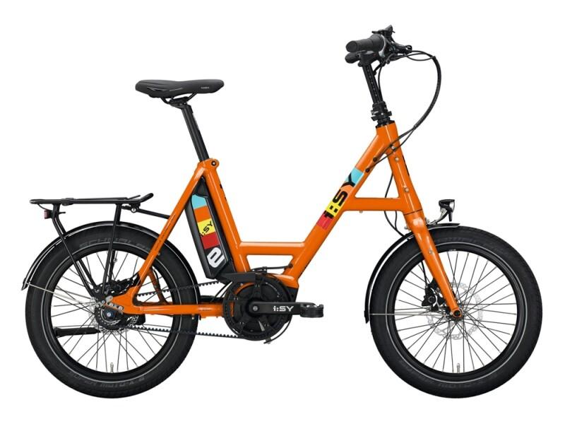 i:SY DrivE S8 ZR orange