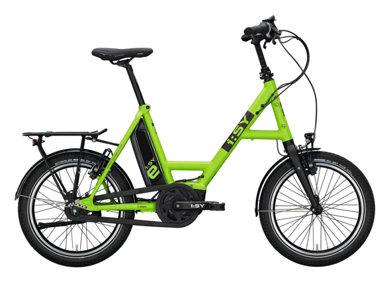 i:SY DrivE S8 RT grün