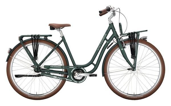 VICTORIA - Retro 5.6 grün, grau