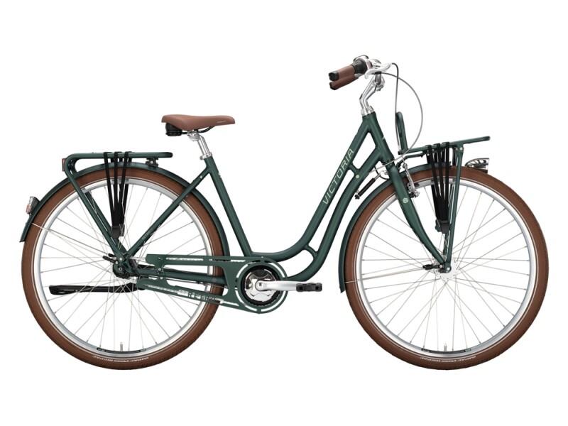 Victoria Retro 5.6 grün, grau