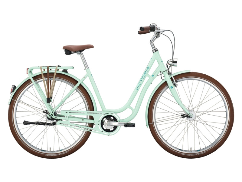 Victoria Retro 5.2 grün, grau