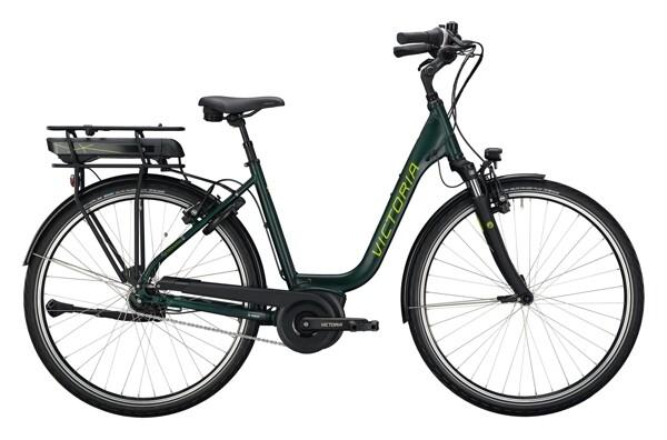 VICTORIA - eTrekking 5.9 grün, grau