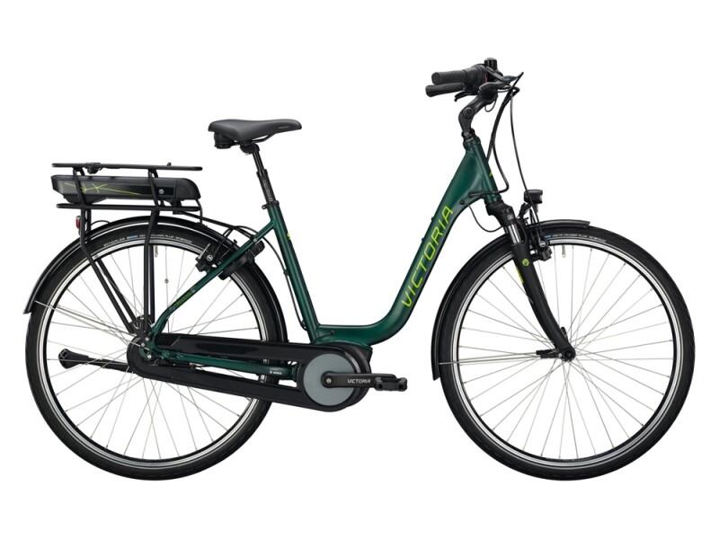 Victoria eTrekking 5.9 H grün, grau