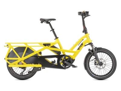 Tern Lastenrad GSD S10 yellow