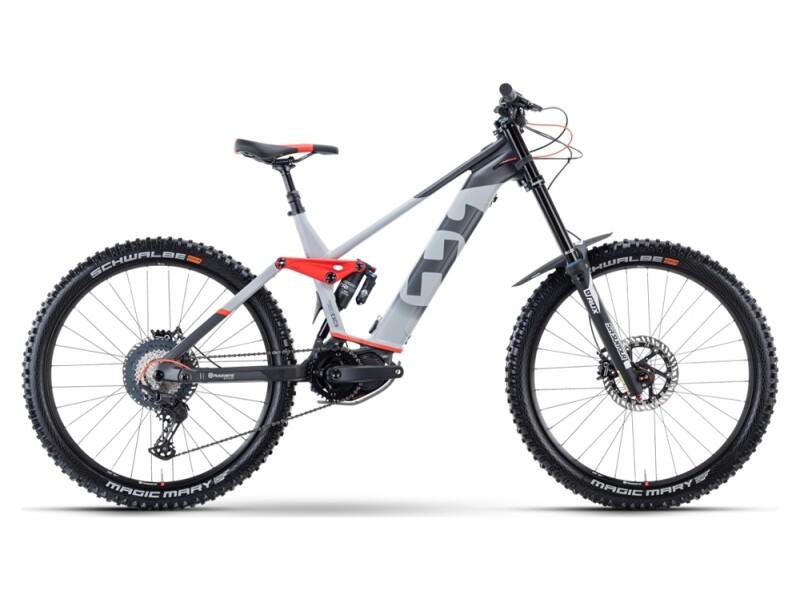 Husqvarna E-Bicycles Extreme Cross 9