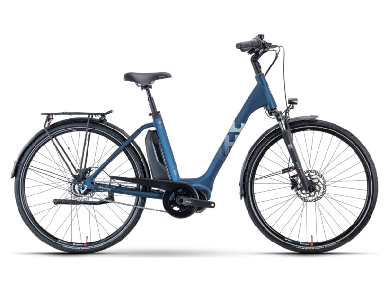 Husqvarna E-Bicycles Eco City 4 CB blue