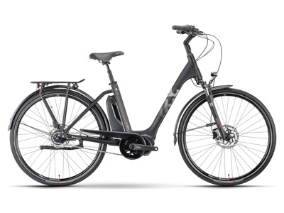 Husqvarna Bicycles Eco City 4 CB, schwarz, 48cm