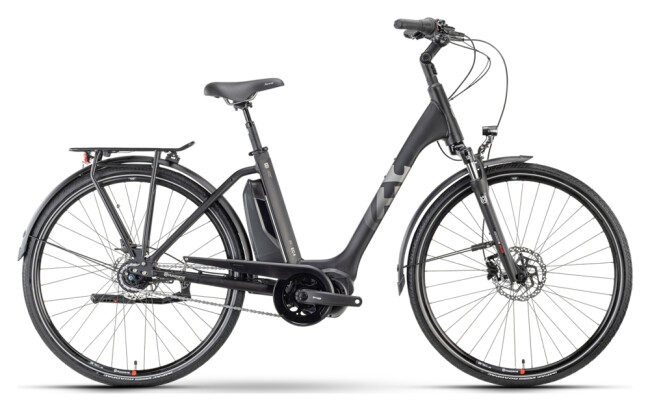 Husqvarna E-Bicycles Eco City 4 CB, schwarz, 48cm