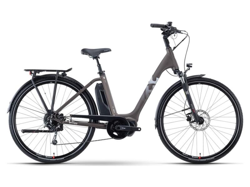 Husqvarna E-Bicycles Eco City 3 bronze