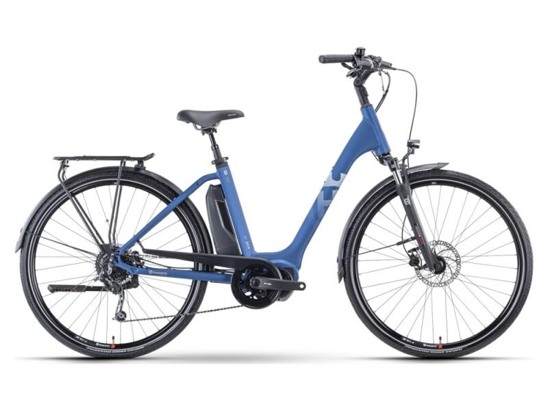 Husqvarna Bicycles Eco City 3 blue