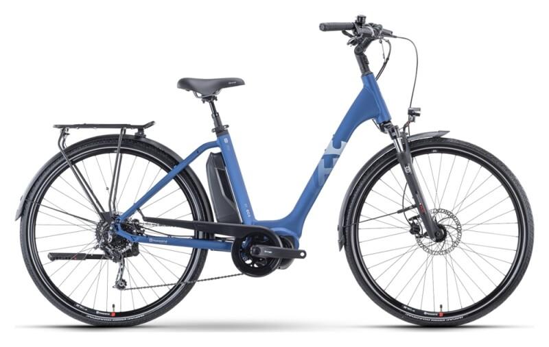 Husqvarna E-Bicycles Eco City 3 blue