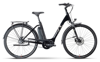 Husqvarna Bicycles Eco City 2 CB 504 black