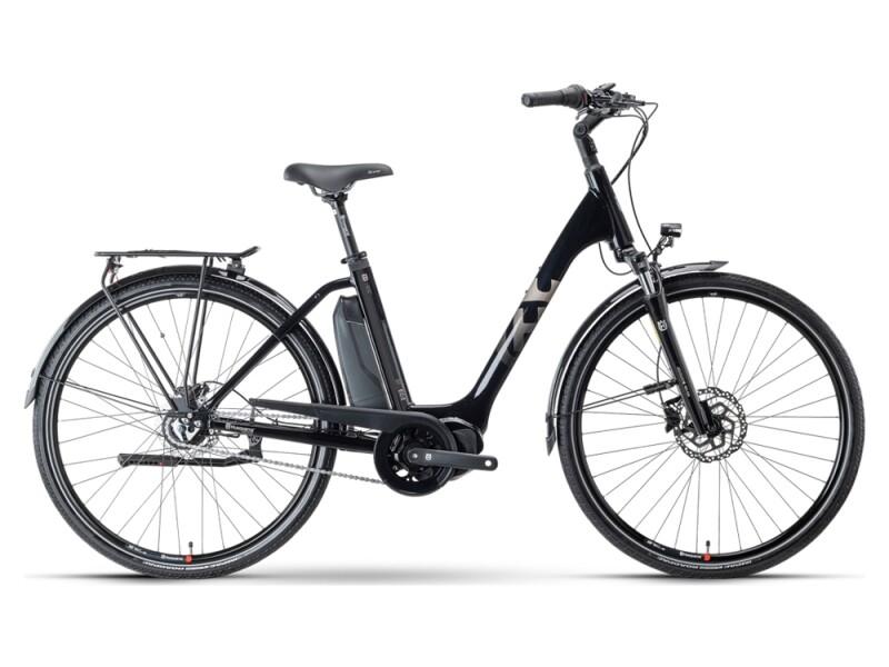 Husqvarna E-Bicycles Eco City 2 CB 504 black