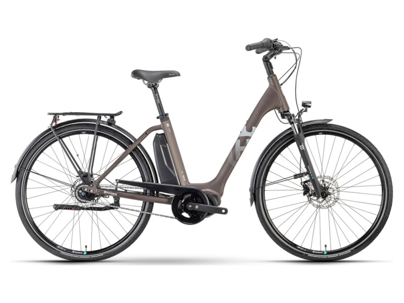 Husqvarna E-Bicycles Eco City 2 CB 504 bronze