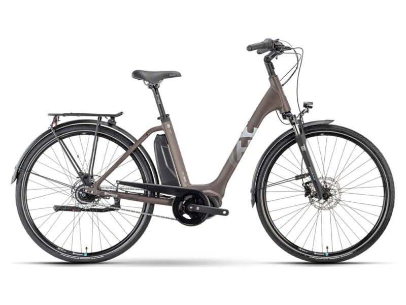 Husqvarna E-Bicycles Eco City 2 CB 418 bronze