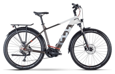 Husqvarna E-Bicycles Cross Tourer 4 Herren