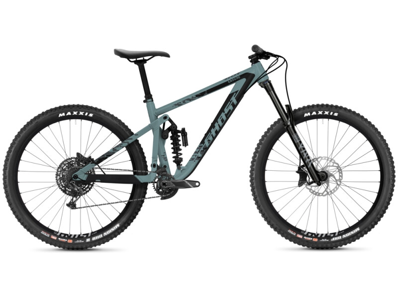 Ghost Riot Enduro AL Essential shark blue