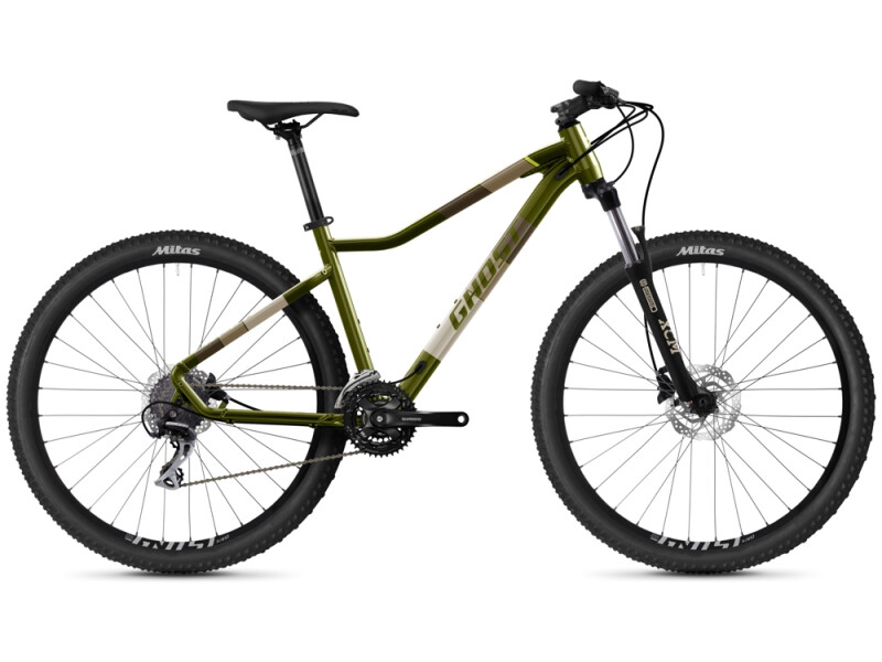 Ghost Lanao Essential 27.5 AL W olive